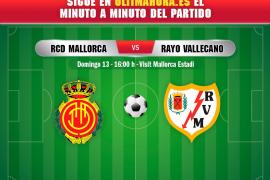 Así ha sido el Real Mallorca - Rayo Vallecano