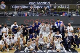 El Real Madrid, campeón de la Supercopa