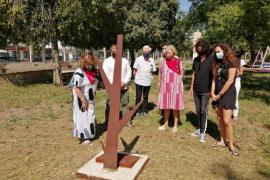 Instalan un Árbol de la Memoria en el cementerio de Manacor
