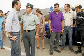 Bauzá reconoce la existencia de pirómanos y pide la ayuda ciudadana para localizarlos