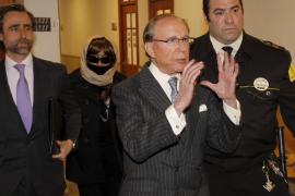 Ruiz-Mateos confirma que acudirá este jueves a la citación judicial en Palma