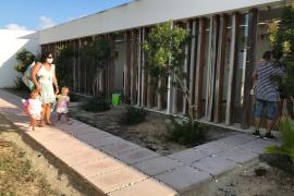Un total de 102 niños comienzan el curso escolar en las 'escoletes' de Formentera