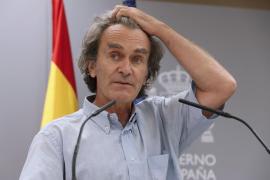 Fernando Simón bucea y practica espeleología con Calleja en Mallorca