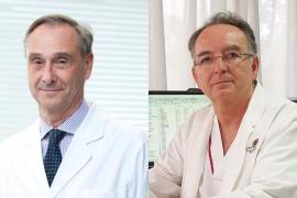 Álvaro Merino y Antoni Gayà.
