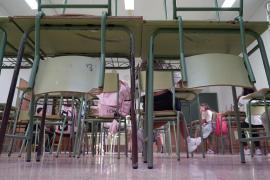 Asciende a 80 el número de contagiados en los colegios de Baleares