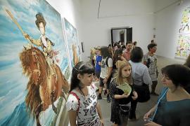 La fiesta del arte de Palma, diurna y con aforo limitado