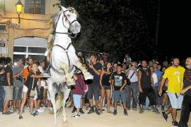Ses Salines tendrá que pagar 173.998 euros a una mujer herida en la Festa del Cavall