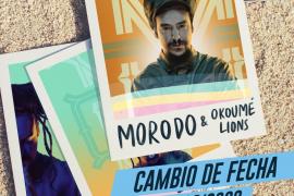 Morodo en concierto en Mallorca Live Festival 2020