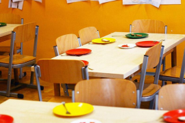 El Govern indemnizó a las empresas de servicio de comedor por el estado de alarma