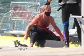 Fernando Simón, un lobo de mar en Mallorca