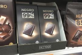 La nueva tableta de chocolate sin azúcares ni edulcorantes que arrasa en Mercadona