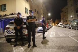 La Policía levanta 207 actas en la zona sanitaria de Son Gotleu por incumplimiento de las medidas sanitarias