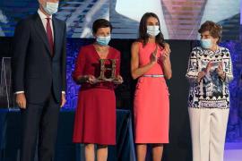 Carmen Serra, Premio Antonio Mompeón Motos de periodismo