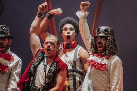 El Teatre Principal vive el 'Sueño de una noche de verano' de Shakespeare