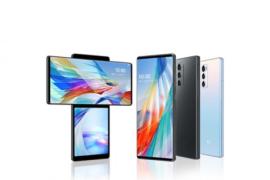 LG Wing: dos pantallas, una escondida y un modo giratorio