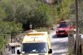 Rescatados dos hombres de un pozo en Puigpunyent tras quedar inconscientes