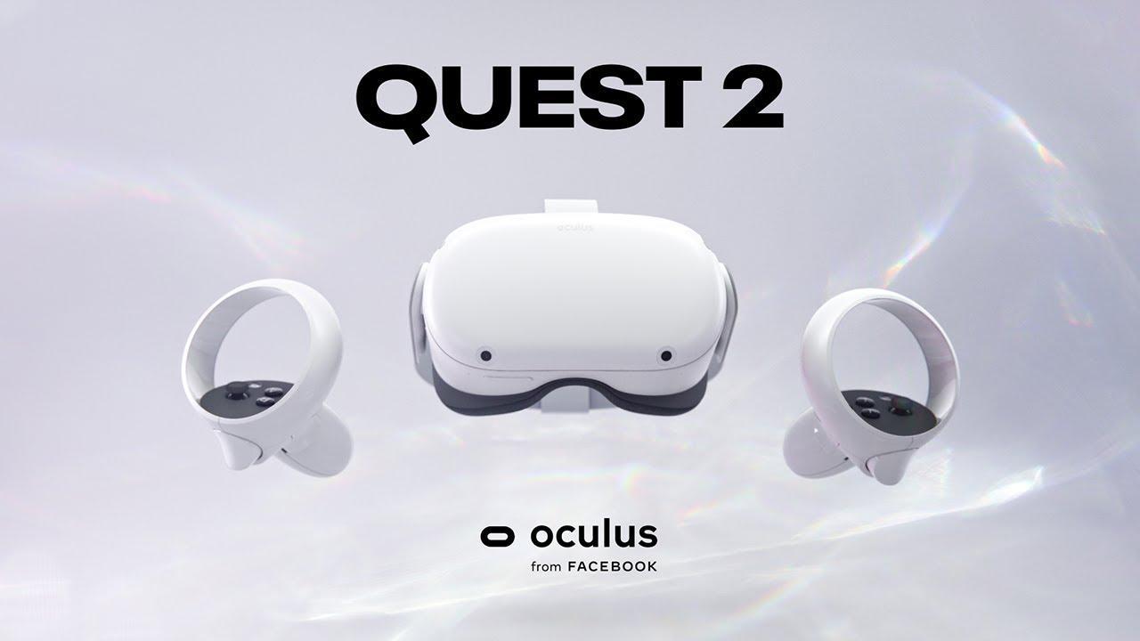 Oculus Quest 2, las nuevas gafas de VR de Facebook
