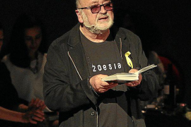 Biel Mesquida, galardonado con el Premio Cadaqués Quima Jaume
