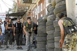 El régimen sirio ejecuta a cerca de 80 personas en otra jornada de terror