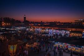 «La mafia de los tesoros» desvalija un cementerio cristiano abandonado en Marruecos