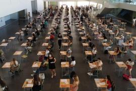 El 69,7 % de los alumnos de Baleares han superado la PBAU en la convocatoria de septiembre