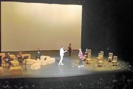 Manacor reconoce la labor incansable de Biel Majoral en defensa de la lengua