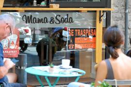 El precio de los locales que se traspasan en Baleares cae un 60 % en seis meses por la falta de demanda