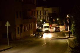 Herido un hombre al derrumbarse parte del techo de su casa en s'Arenal