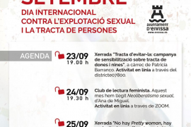 Vila conmemora el Día contra la explotación sexual y la trata de personas con actividades en línea