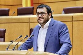 Vidal (MÉS) pide que parte de las tasas Google y Tobin se ceda a las comunidades autónomas