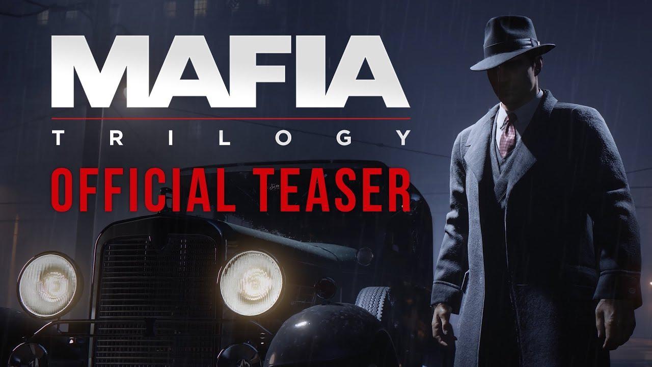 2K anuncia la banda sonora licenciada de 'Mafia: Edición Definitiva'