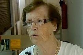 La anciana «restauradora» del Ecce Homo de Borja, en cama por un ataque de ansiedad