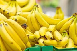 El plátano: divertido y súper sano