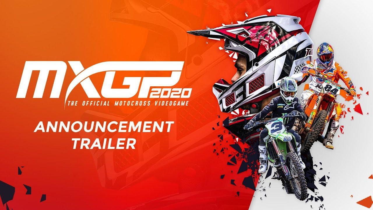 Milestone anuncia MXGP 2020