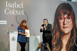 Isabel Coixet recibe el Premio Nacional de Cinematografía