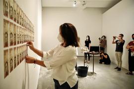 La Nit de l'Art de la pandemia «vive» y cubre las expectativas de los galeristas