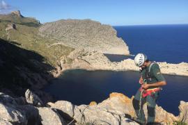 Localizan al excursionista desaparecido desde el viernes en Pollença