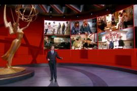 Bienvenidos a los 'Pandemmys': el ingenio de Hollywood salva los Emmy
