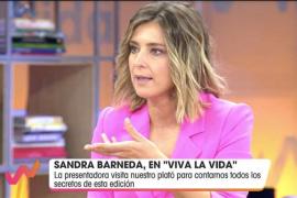 Sandra Barneda confiesa que lo pasó mal en 'La isla de las tentaciones' y avisa: «En una hoguera pasó algo brutal»