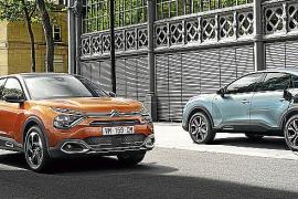 Citroën ya comercializa los C4 y ë–C4 100 por cien eléctrico