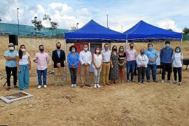 Inician la construcción de 48 viviendas de protección pública en Magaluf