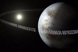 Descubren el planeta Pi, con una órbita de 3,14 días alrededor de su estrella