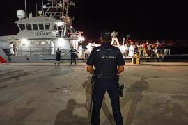 Más de ciento cincuenta migrantes llegan en patera en una noche a Mallorca y Formentera