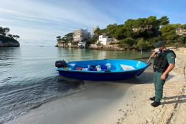 Pateras en Mallorca
