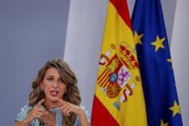 Díaz avanza que los ERTE de rebrote «no tendrán plazo»