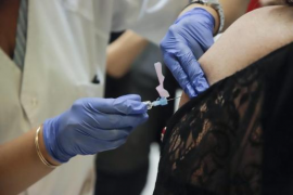 Salud adelanta este año la campaña de vacunación de la gripe