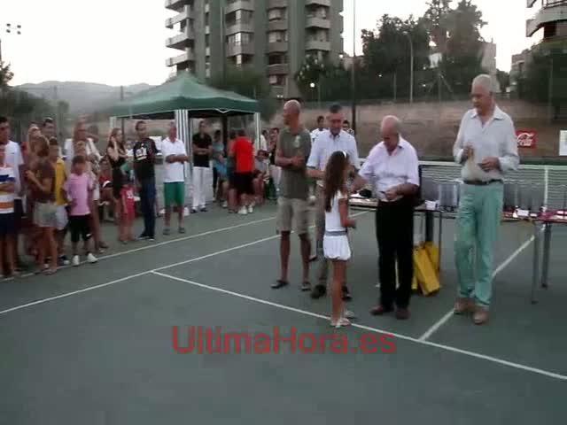 Martínez y Gibanel brillan en el trofeo  Ultima Hora