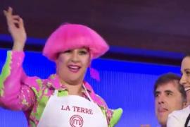 Melani Olivares: «espero que gane Pepa 'La Terre'»