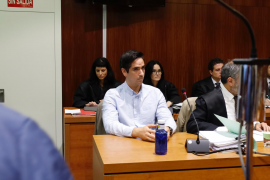 Rodrigo Lanza, condenado a 20 años por el asesinato ideológico de Víctor Laínez
