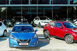 El mercado del vehículo de ocasión en Baleares, en números rojos